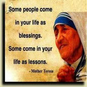 Mother Teresa Quote of the Week