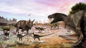 Cretaceous Dinosaurs