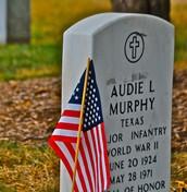 Audie Murphy Gravesite