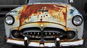 Rust on cars: