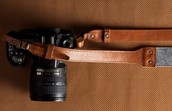 Camera Leather Bags