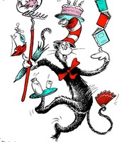 Dr Suess at the Vilar Center Friday