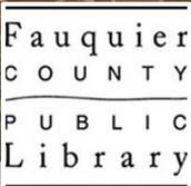 Fauquier County Public Library