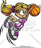GIRLS BASTETBALL GAME
