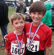 Buckingham Students: Cross-Country National Youth Championships