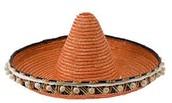 Sombrero talla grande quince dólares