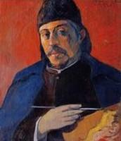 Gauguin's Self Portrait