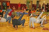 May 1-7 is Physical Education and Sports Week