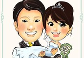 結婚式 本番!!