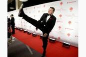David Chilton at the Red Carpet