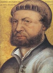 Bio of Holbein
