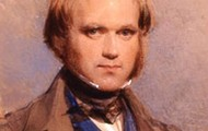 Charles Darwin as a young adult