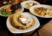 Exquisite dining and unique foods!