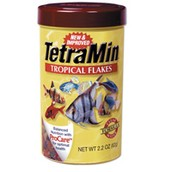Tetra Mini Tropical Fish Flakes