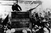 The Russian (October) Revolution