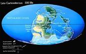 Late Carboniferous Oceans (306 mya)