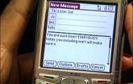 Phone bullying