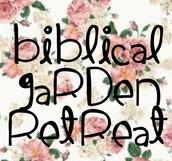 Biblical Gardens Retreat