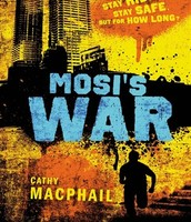 Mosi's war by Cathy McPhail