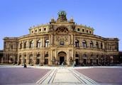 Semperoper de Dresden (Alemanya)