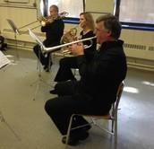 CSO Brass trio