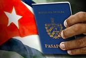 Cuban passport