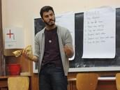 Lucas Moura na Romênia