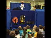 Teacher Cadet Puppet Show