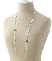 SOLD - Monterey Necklace - Silver
