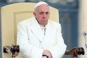 Unhappy Pope