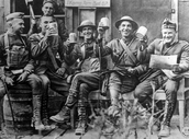 Culture of WWI