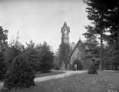The Calvalry Episcopal Church in Fletcher, NC