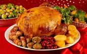 UK Christmas Turkey