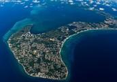 Cayman Island!