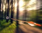 Arrow in Motion