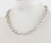CHRISTINA LINK - silver