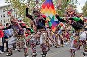The Oruro Carnival