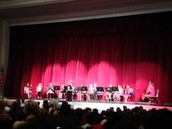 Congratulations to Owen, Estella, Fiona, and Will C. on their wonderful performance at the Strings Concert!