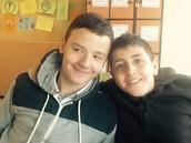 Borja e Isaac