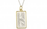 OR Add C to the With Love Necklace ($26 + $69)