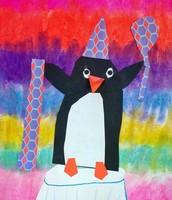 First Grade Penguins