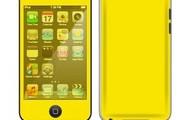 Yellow Ipod