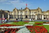 Palace mayor Lima