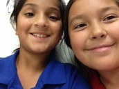 Azucena and Camille
