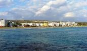 Eutrophic in Mersin Bay, Turkey
