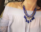 Tulum Necklace - FRINGE