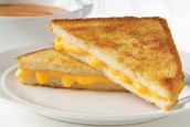 Grilled Cheese $1.50