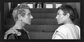 """""""Well, Brutus, thou art noble... let Caesar seat him sure; for we will shake him, or worse days endure."""""""