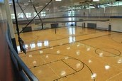 This is the Rec. Gym