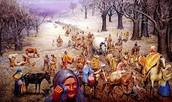 Cherokee Indians In Georgia